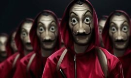 96 Illusion's Top 5 Characters On Money Heist