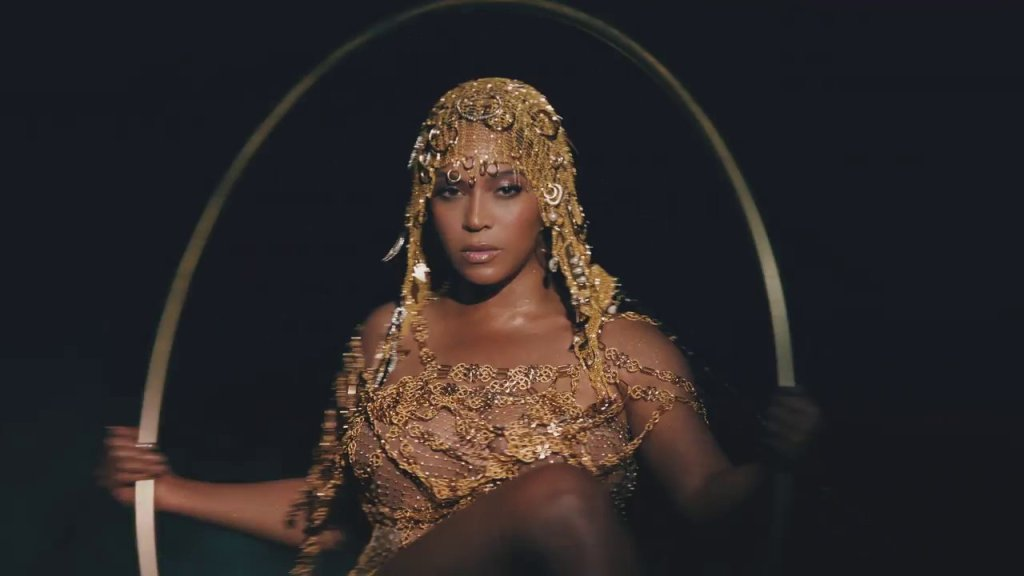Beyonce Will Release 'Black Is King' On Disney+
