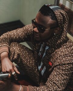 Kizz Daniel To Release His New Album Tomorrow