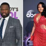 50 Cent Has Apologized To Megan Thee Stallion