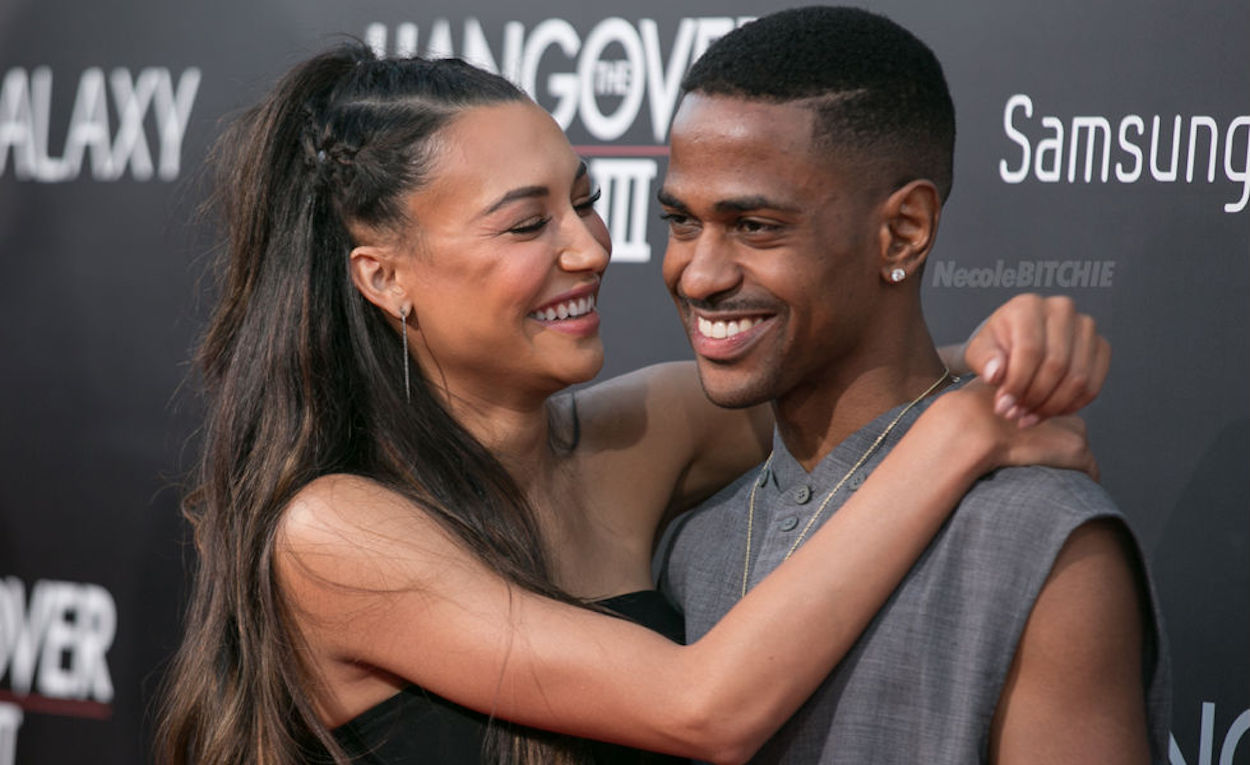 You are currently viewing Big Sean Breaks Silence After Naya Rivera's Death