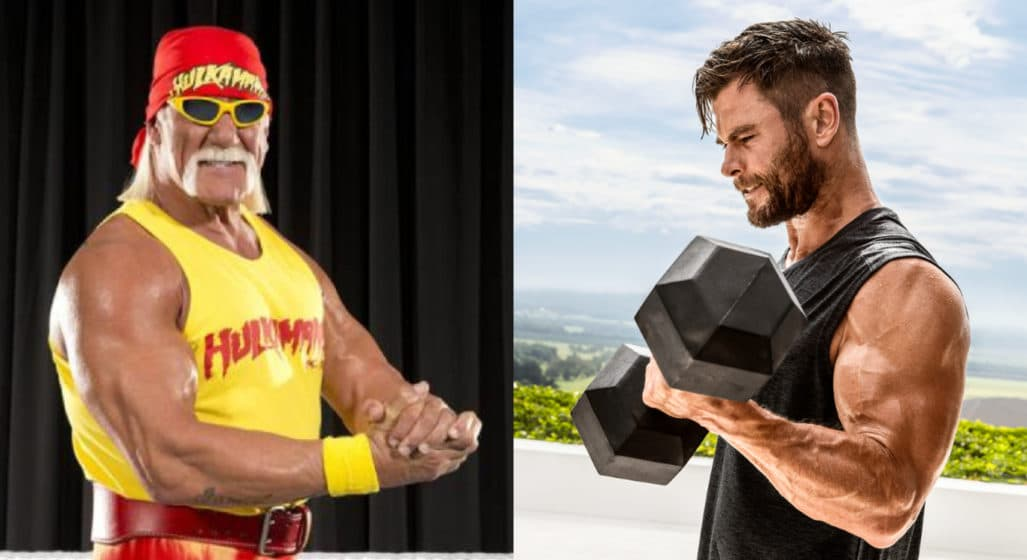 You are currently viewing Chris Hemsworth Getting Ripped For Hulk Hogan Biopic