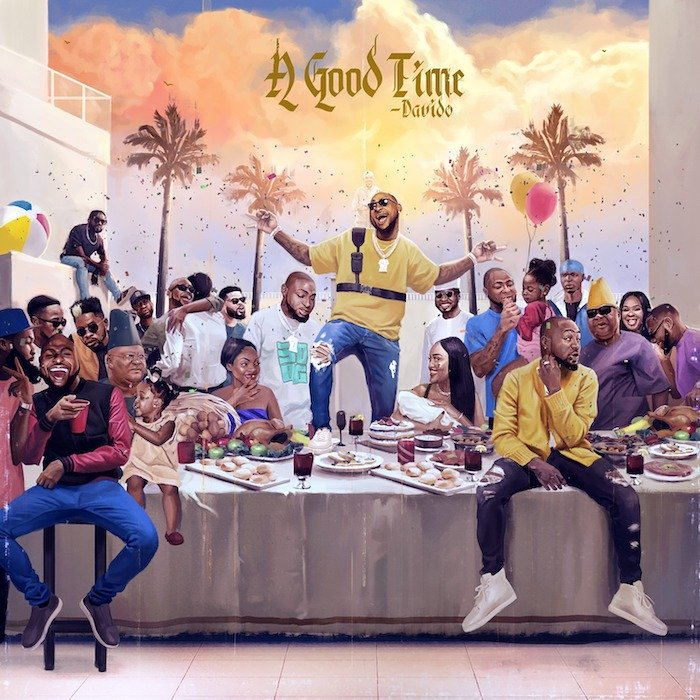 Read more about the article Davido's A Good Time Album Hit One Billion Streams
