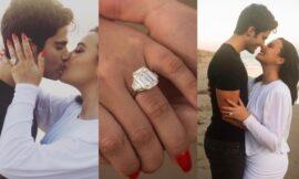 Demi Lovato Announces Engagement To Max Ehrich