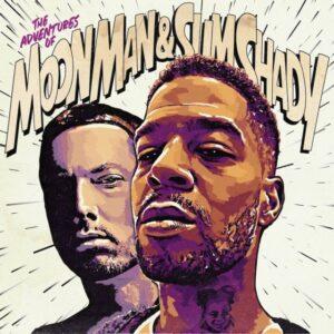 Eminem x Kid Cudi Adventures Of Moon Man & Slim Shady