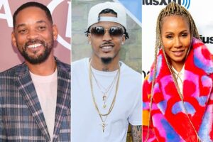 Jada Pinkett Smith Speaks On August Alsina's Allegations