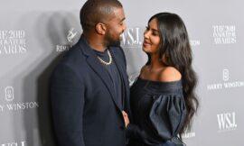 Kanye West Apologizes To Wife Kim Kardashian