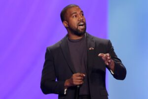 Kanye West Is Running For President Of The United States