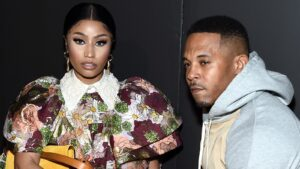 Nicki Minaj's Husband Begs To Be Present For Child Birth