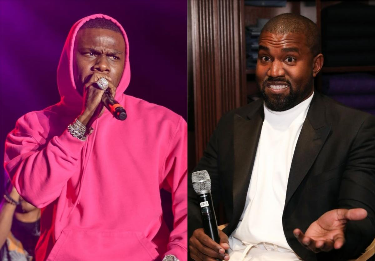 Da Baby Is Voting Kanye West In Presidential Elections