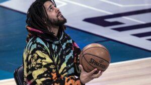 J Cole Can Make NBA Team – Basketball Legend Says