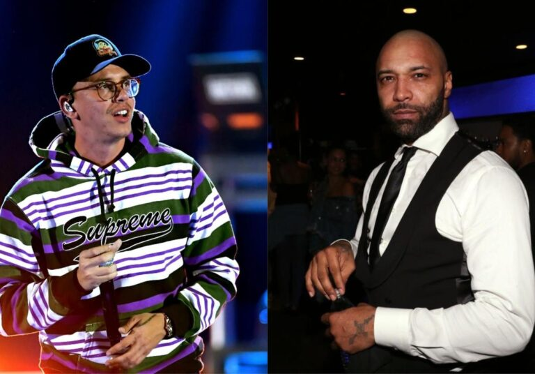 Read more about the article Logic Says Joe Budden's Words Affected Him