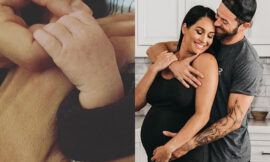 See Stunning Photo Of Nikki Bella And Her Family