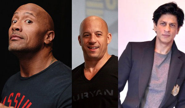 The Rock Is The Highest Paid Actor - See Top Ten List