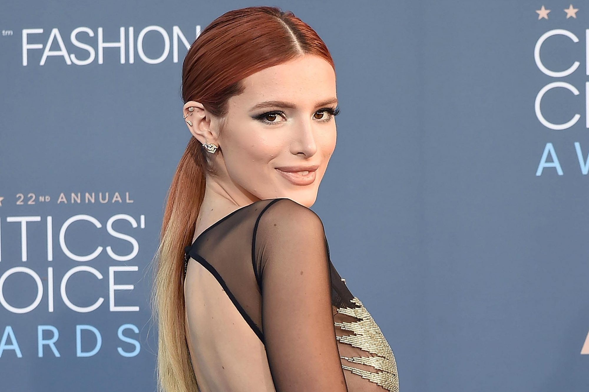 Bella Thorne Apologizes After OnlyFans Controversy