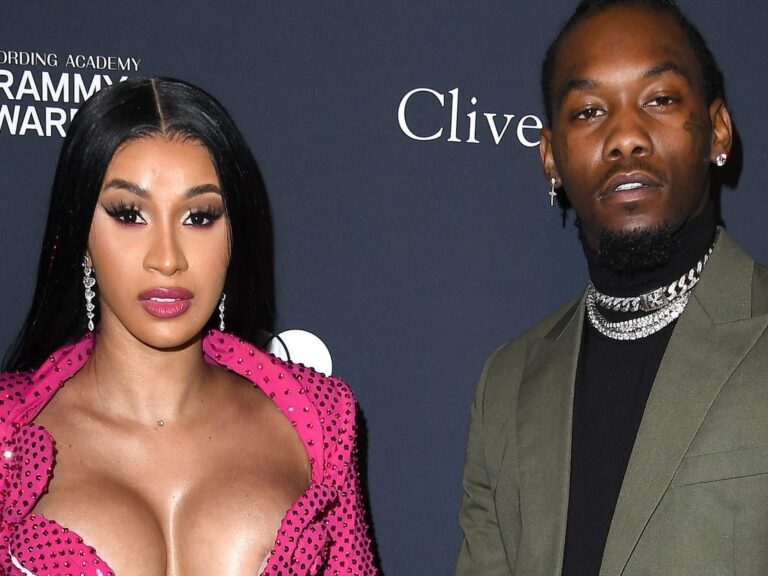 Read more about the article Cardi B Explains Why She Filed For Divorce From Offset