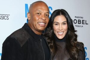 Dr Dre's Wife Nicole Young Files Lawsuit Against Him