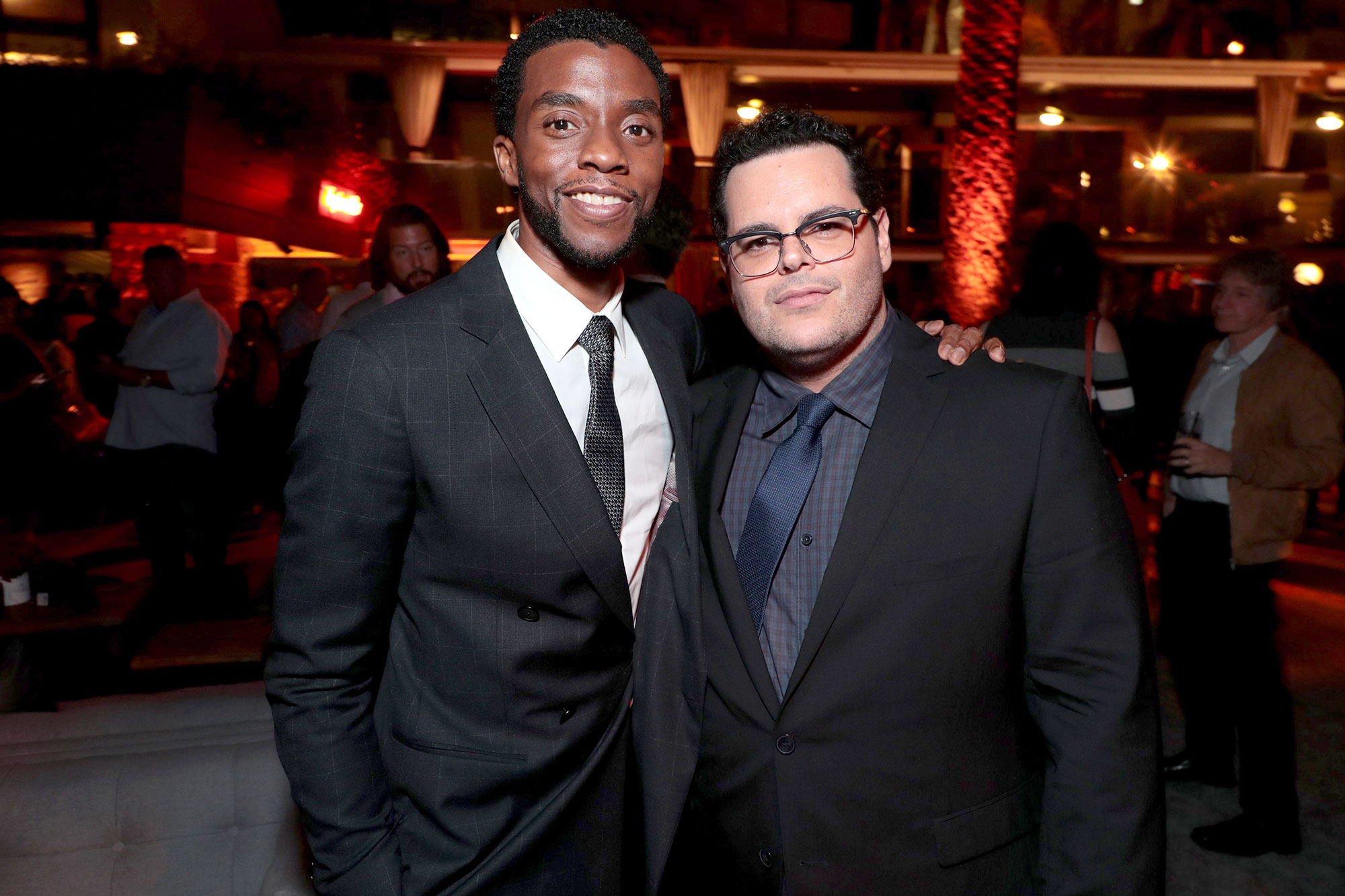 You are currently viewing Josh Gad Shares Final Texts From Chadwick Boseman