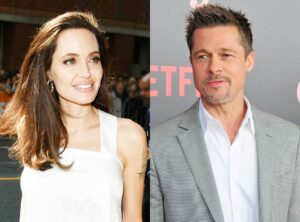 Brad Pitt Wants His Time With His Children Source Says