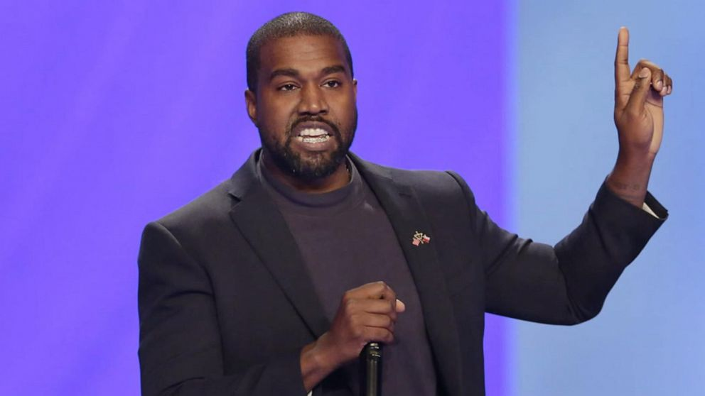 Kanye West Releases First Campaign Ads For President