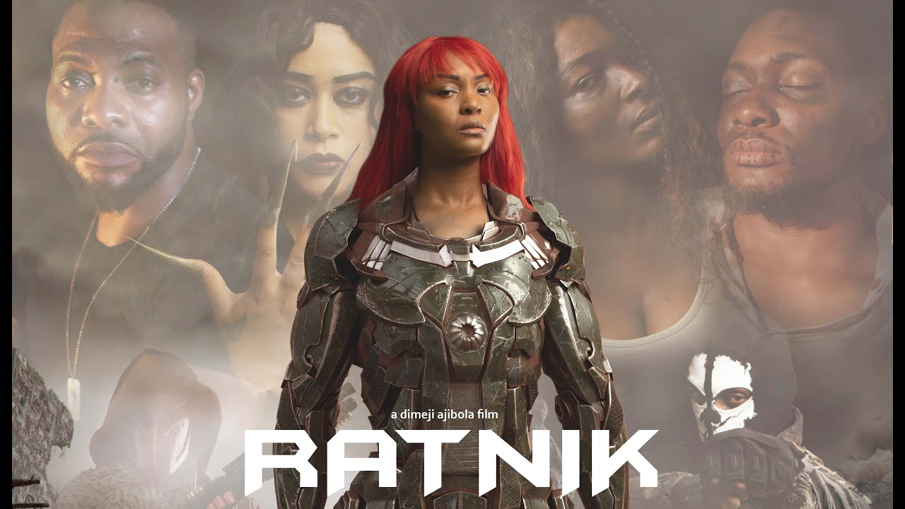 Nollywood Sci-fi Movie 'Ratnik' To Premier In November