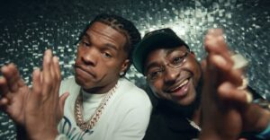 Davido Features Rapper Lil Baby On 'So Crazy' Video