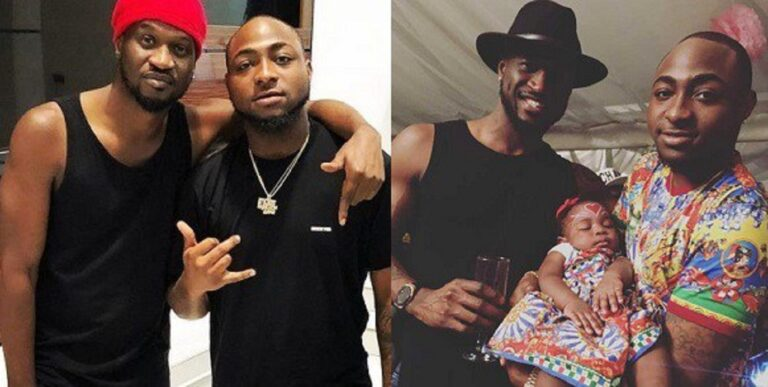 Read more about the article Davido Slams Attendees Of Separate P Square Birthdays