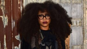 Erykah Badu's Coronavirus Test Result Is A WTF Moment