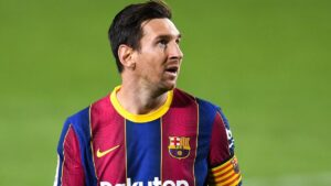 Manchester City To Hold Formal Talks With Lionel Messi