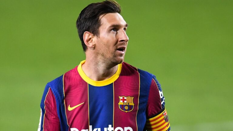 Read more about the article Manchester City To Hold Formal Talks With Lionel Messi