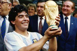 Real Madrid Mourn Late Diego Armando Maradona