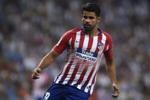 Diego Costa Requests Exit From Atletico Madrid In January