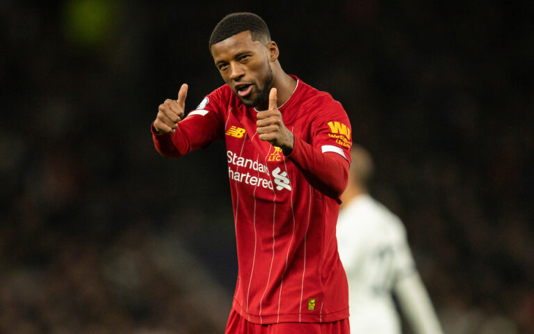 Read more about the article Gini Wijnaldum To Give Liverpool His Decision This Week