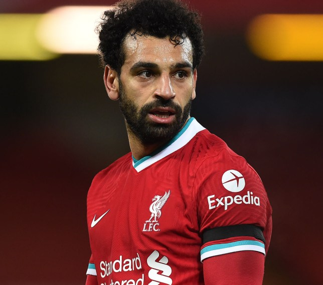 Liverpool Thinking Of Selling Unhappy Mohamed Salah