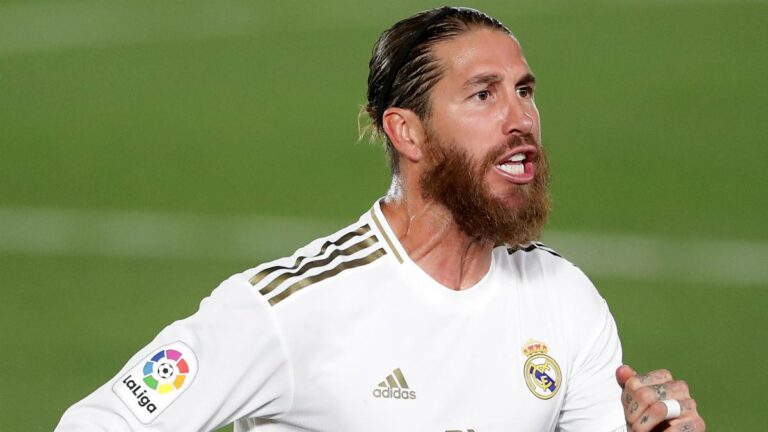 Read more about the article Transfer – Tottenham Set Their Sights On Sergio Ramos