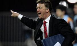 Van Gaal Says Van De Beek Made Wrong Move To United