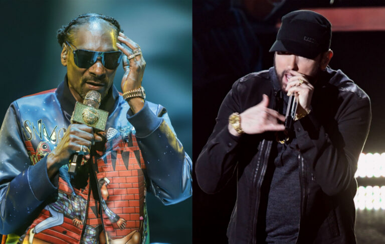 Read more about the article Eminem Dissing Snoop Dogg On His Track Zeus Explained