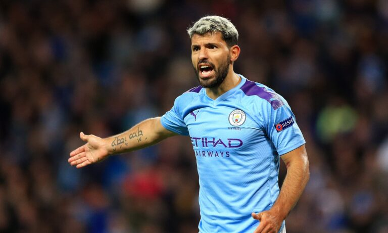 Read more about the article FC Barcelona Hope To Fill No 9 Slot With Sergio Aguero