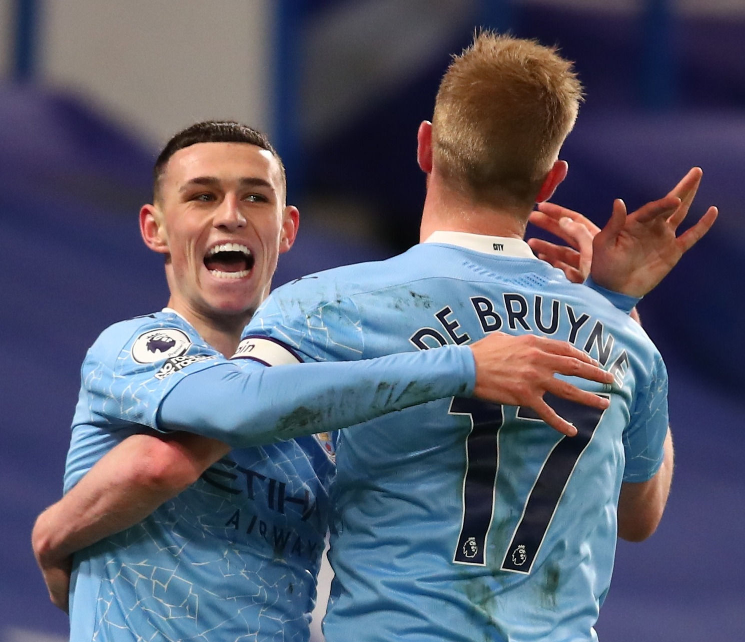 Guardiola Does Not Want Phil Foden To Copy De Bruyne