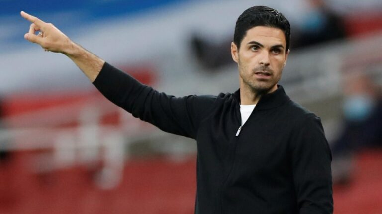 Read more about the article Mikel Arteta Planning A Clear Out In The Arsenal Squad