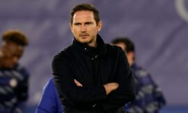 Nigerians React To The Dismissal Of Frank Lampard
