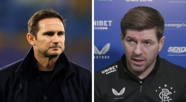 Steven Gerrard Slams Chelsea Over Frank Lampard Sack