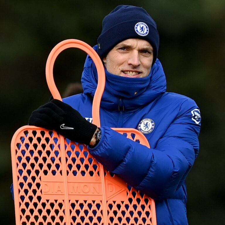 Read more about the article Thomas Tuchel Has A Message For Chelsea Forwards