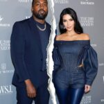 Kim Kardashian Files For Divorce From Kanye West
