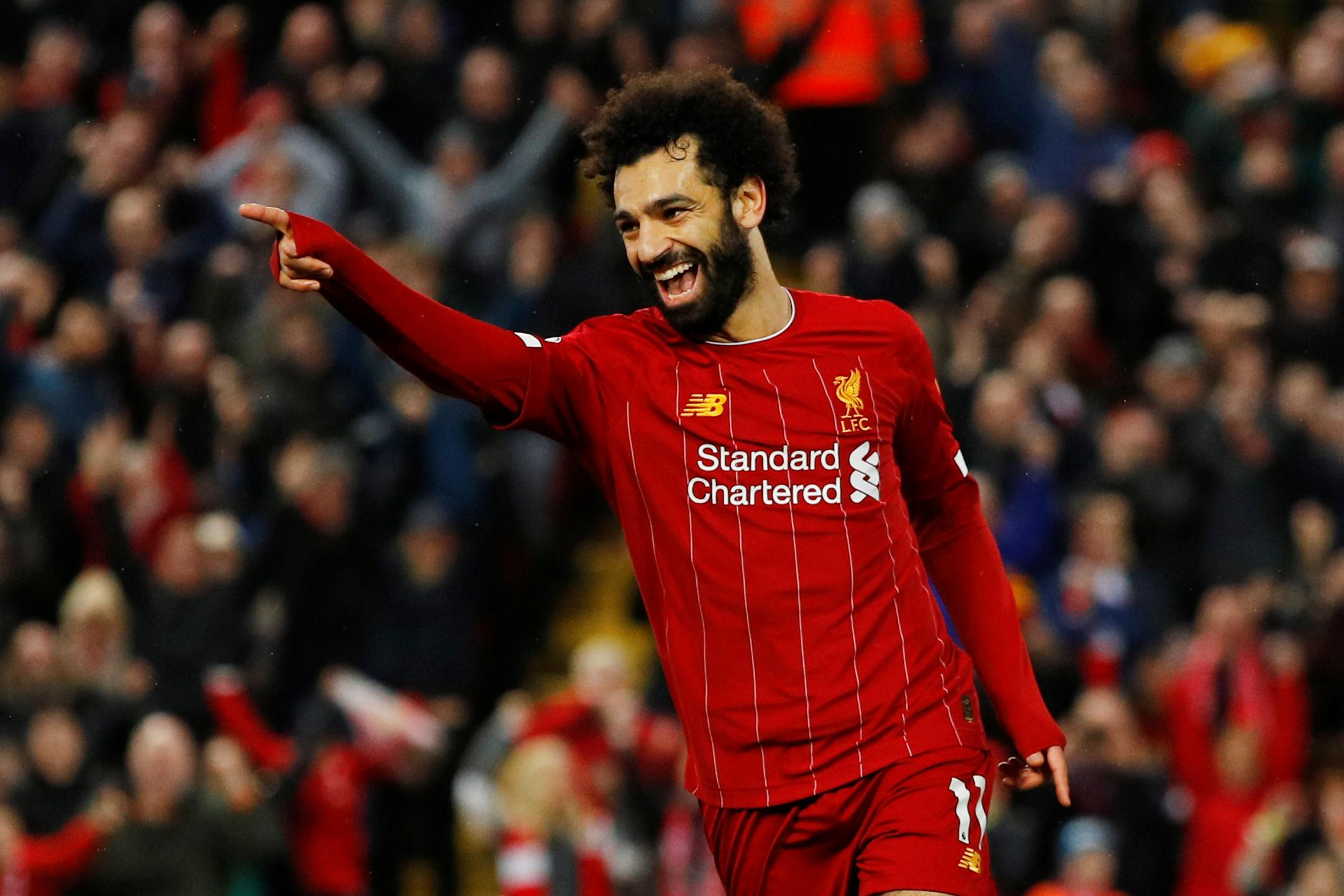 Mohamed Salah Takes Insolent Shot At Sadio Mane