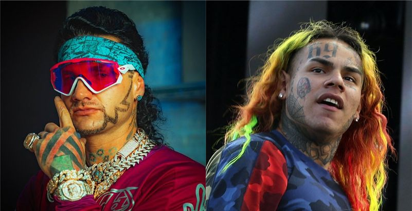 Riff Raff Challenges Tekashi 6ix9ine To A Boxing Match