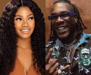 Burna Boy Should Have A Public Holiday – Tacha Says