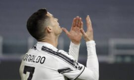 Cristiano Ronaldo Finally Speaks On Juventus UCL Exit