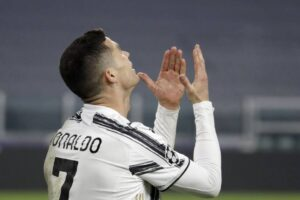 Cristiano Ronaldo Finally Speaks On Juventus UCL Exit