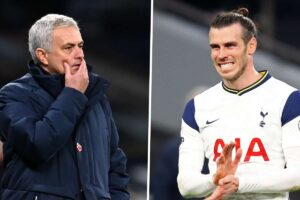 Jose Mourinho On The Long-Term Future Of Gareth Bale